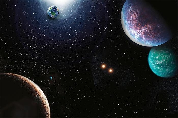 300 millions de planètes habitables