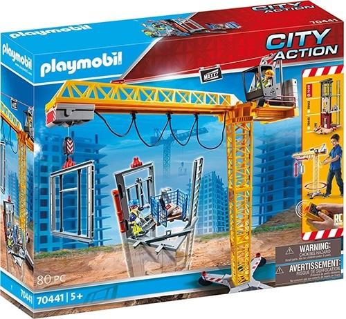 Grue radio commandée Playmobil