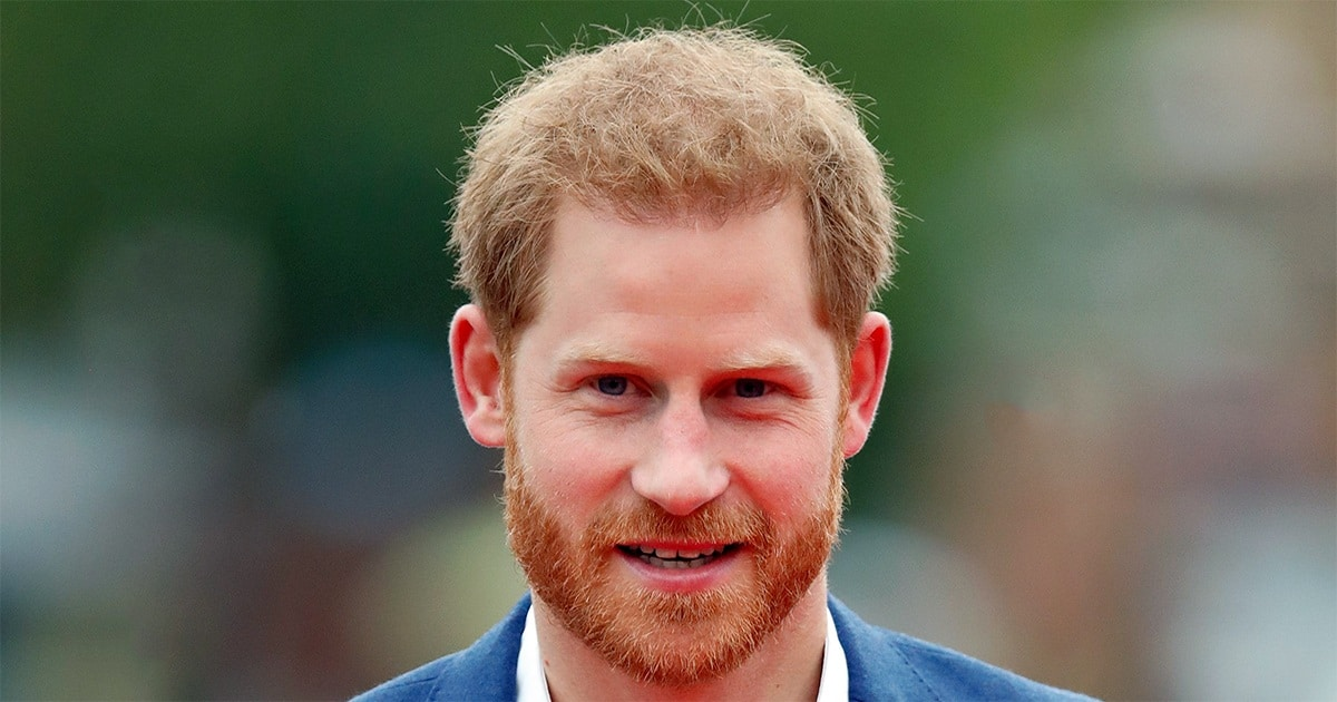 Famille Royale - Prince Harry
