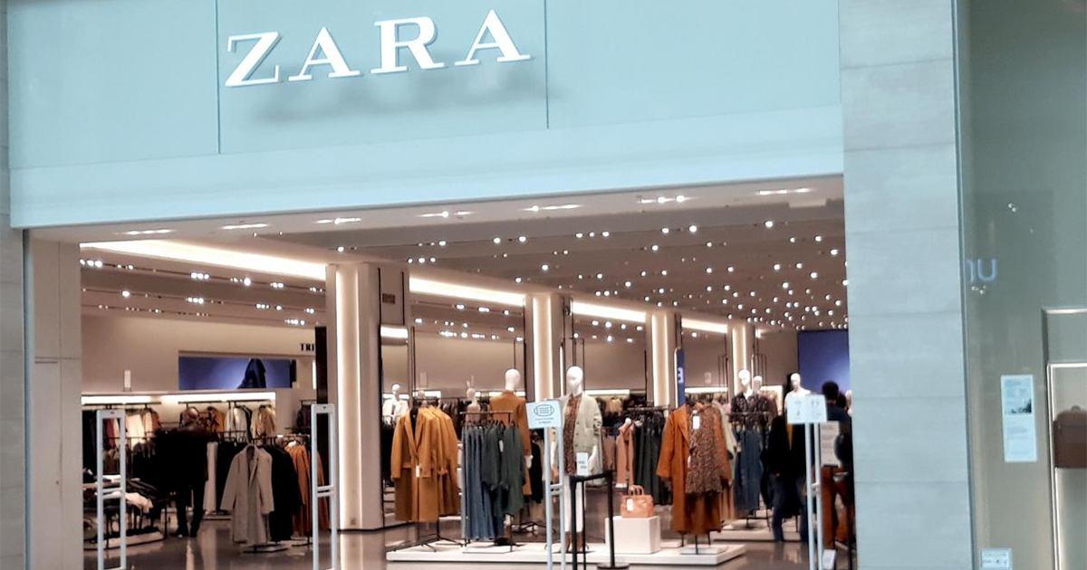 Zara - Pull torsadé