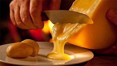 Pénurie de fromage à raclette