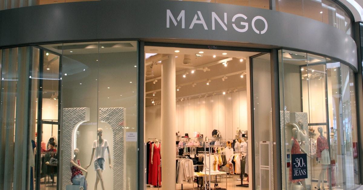 Mango - Petite robe noir