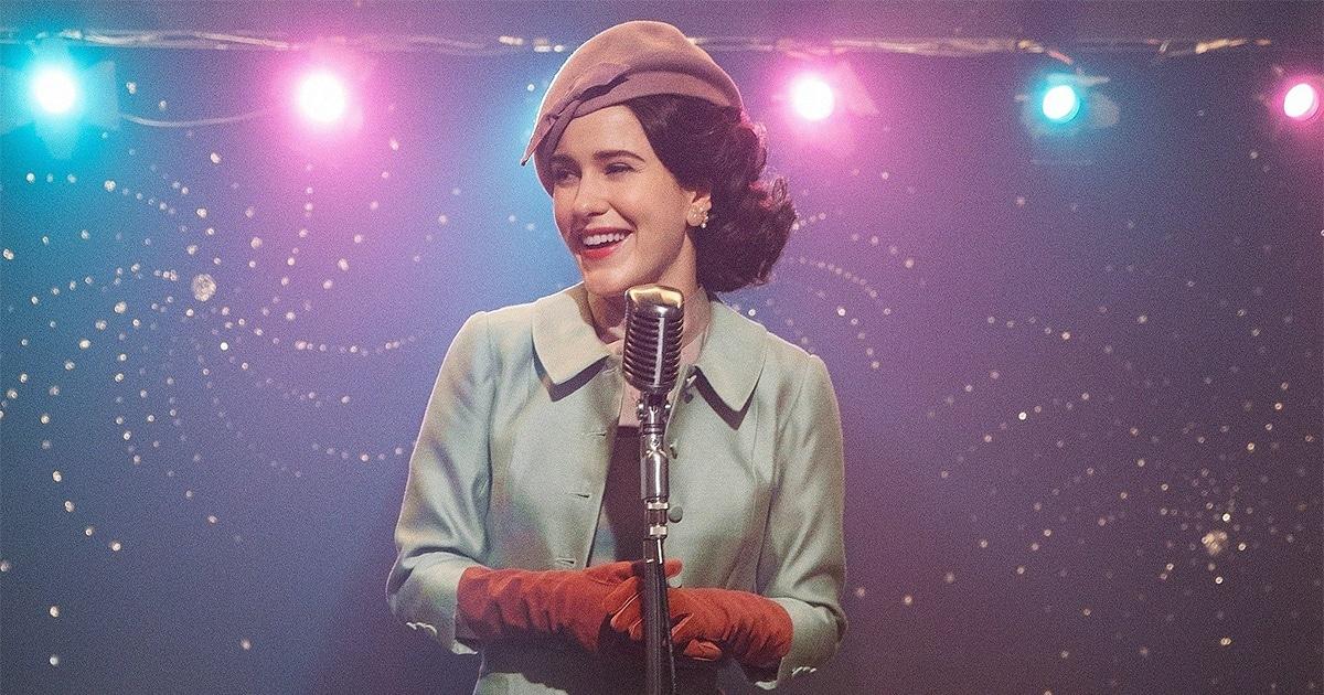 The Marvelous Mrs Maisel - saison 4