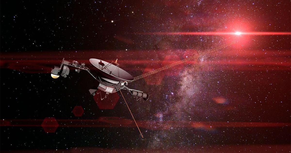 Nasa - Voyager 2