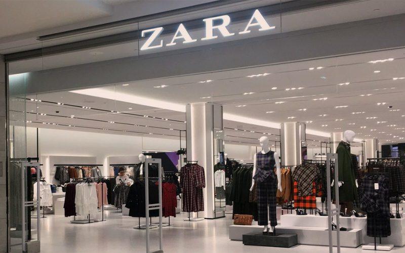 Zara - Trench simili cuir