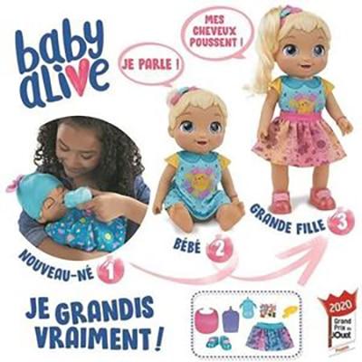 Baby Alive de Hasbro