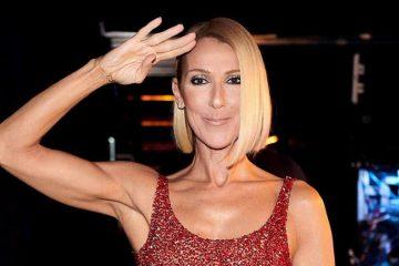 Céline Dion : elle est torride sur ses photos prises sous la pluie !