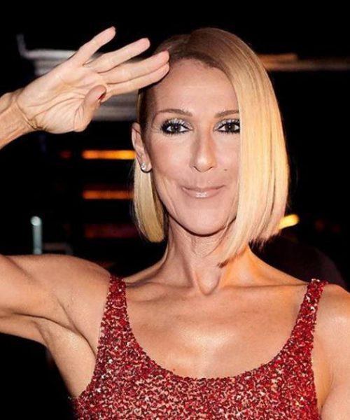 Céline Dion : elle est magnifique sur ses photos prises sous la pluie !