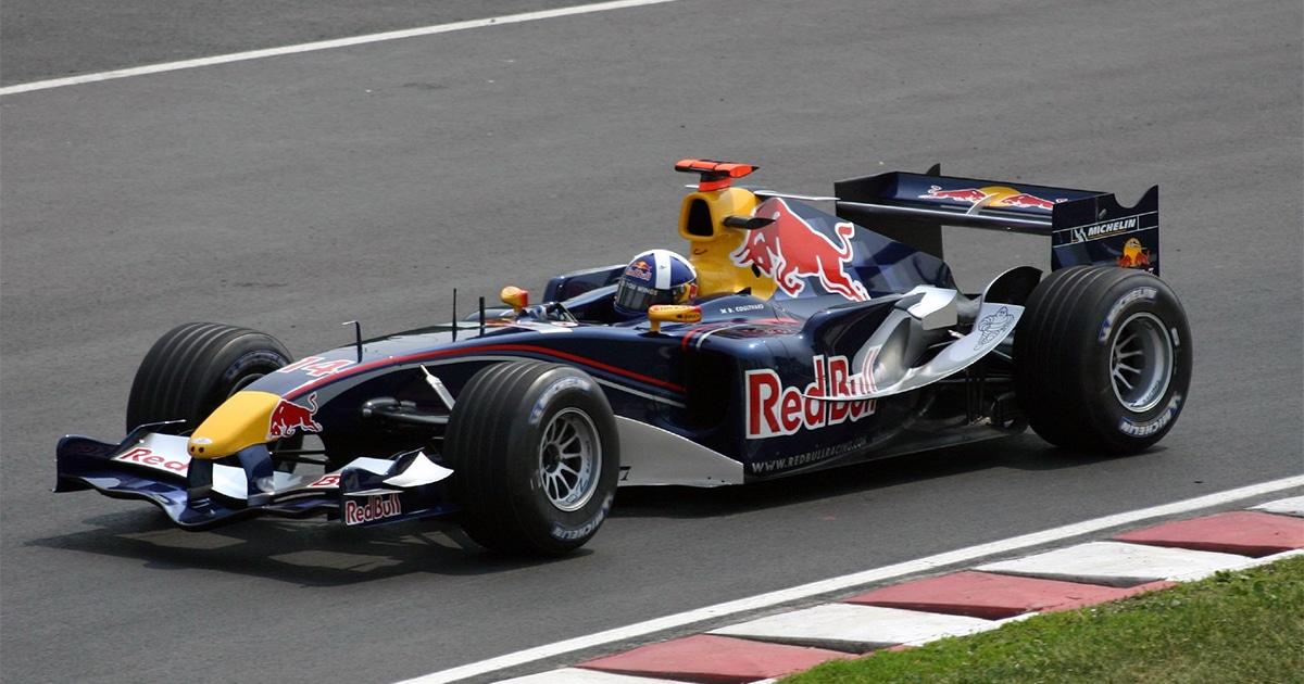 Formule 1 - Redbull