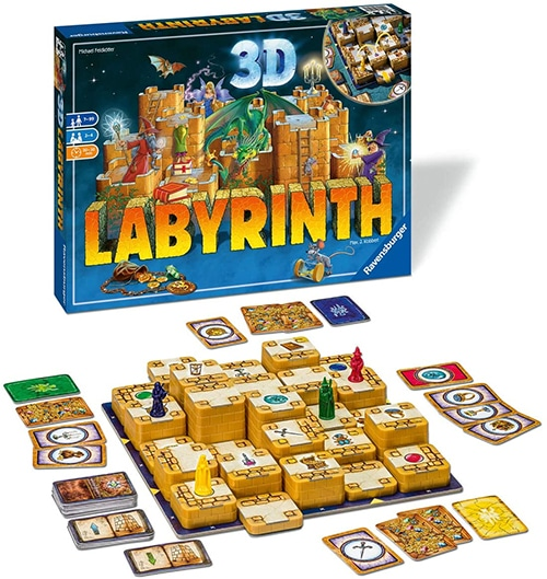 Labyrinth 3D de Ravensburger