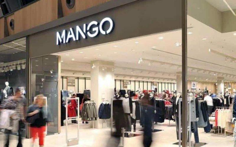 Mango : un blouson très canon pour passer l'hiver au chaud !
