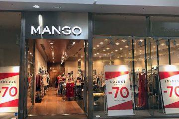 Mango : ce manteau à carreau qu'on veut toutes avoir dans notre dressing !