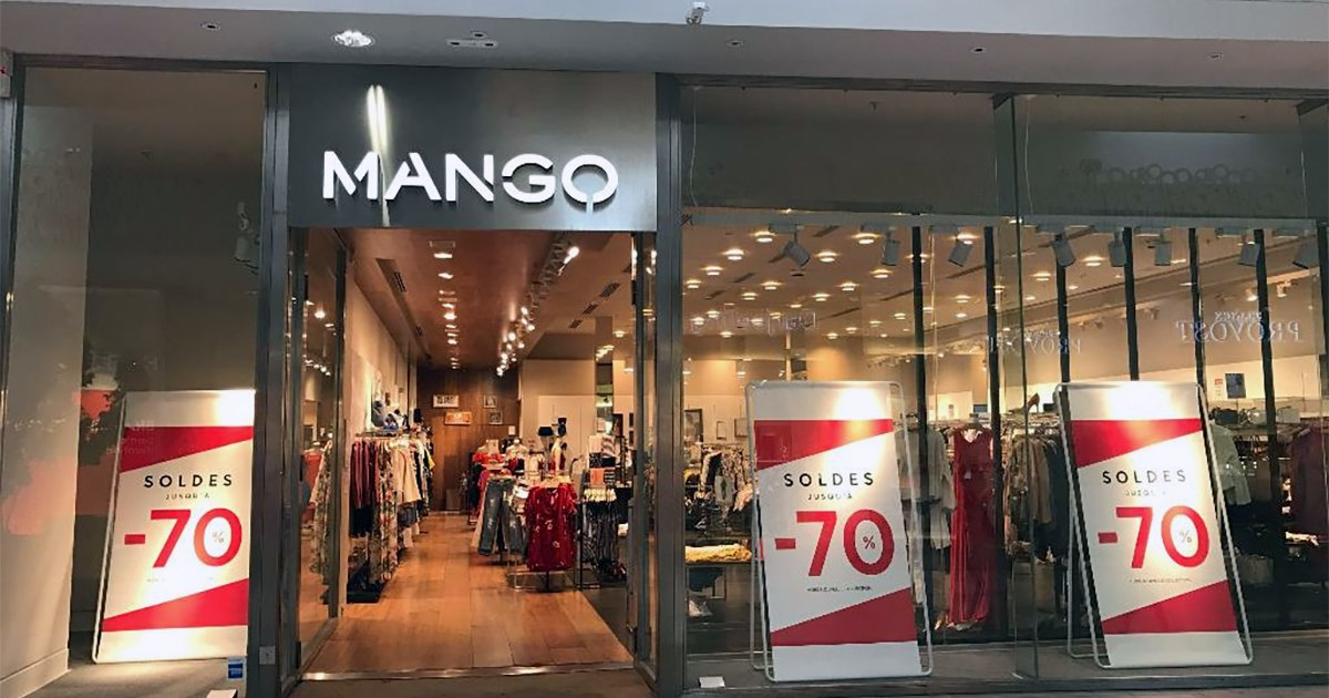 Mango - Manteau hiver