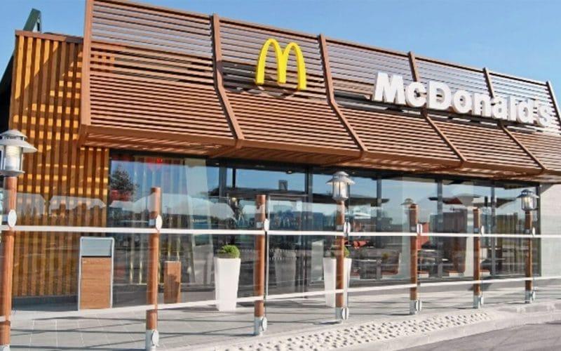 McDonald's sandwich au poulet