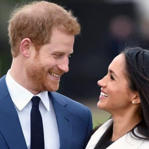 Famille Royale : ce qui a fait craquer Meghan Markle chez le Prince Harry !