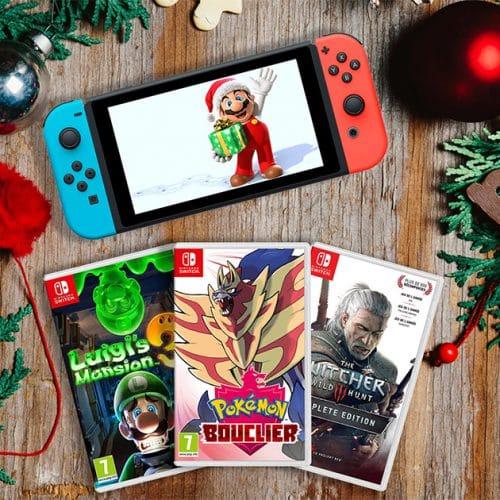 Noël 2020 : quels jeux Nintendo Switch mettre sous votre sapin ?
