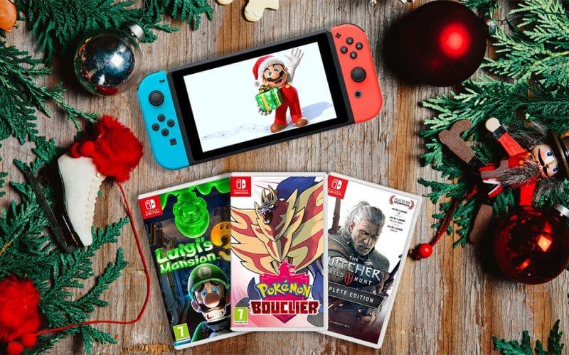 Noël 2020 - Nintendo Switch