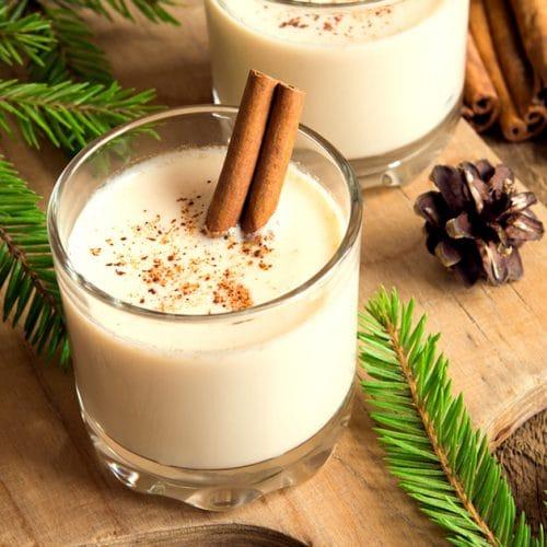 Recette : comment préparer un lait de poule végan pour Noël ?