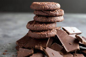 Recette : de sablés au chocolat et à la fleur de sel !