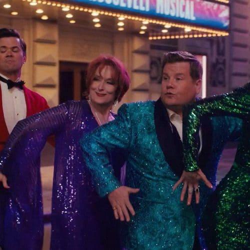Netflix : la comédie musicale The Prom avec Nicole Kidman est disponibles !