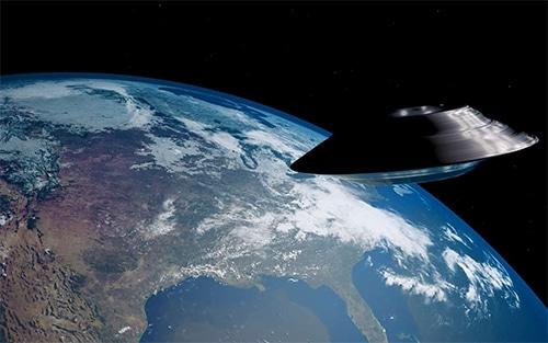 Les extraterrestres en contact avec les États-Unis et l'Israël
