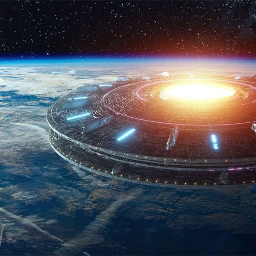 Les extraterrestres existent mais l'humanité n'est pas prête à l'accepter !