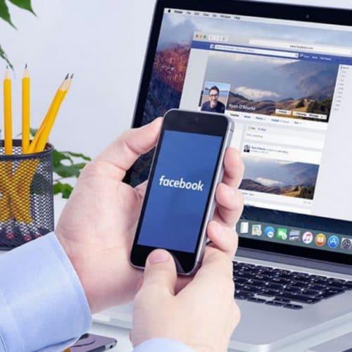 Facebook : planche sur un produit pour interagir avec des célébrités en direct !