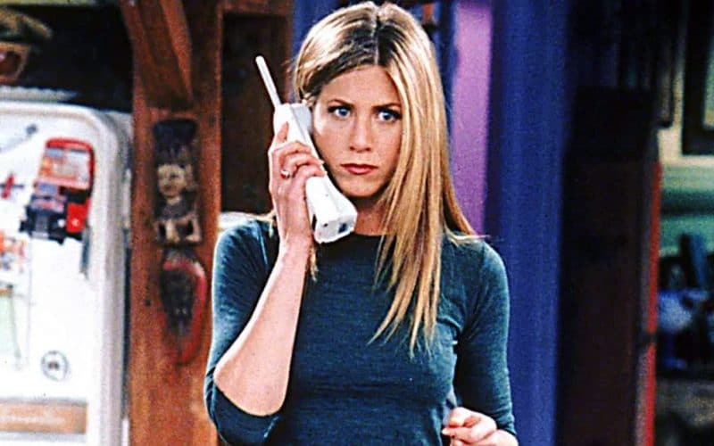 Jennifer Aniston dans Friends