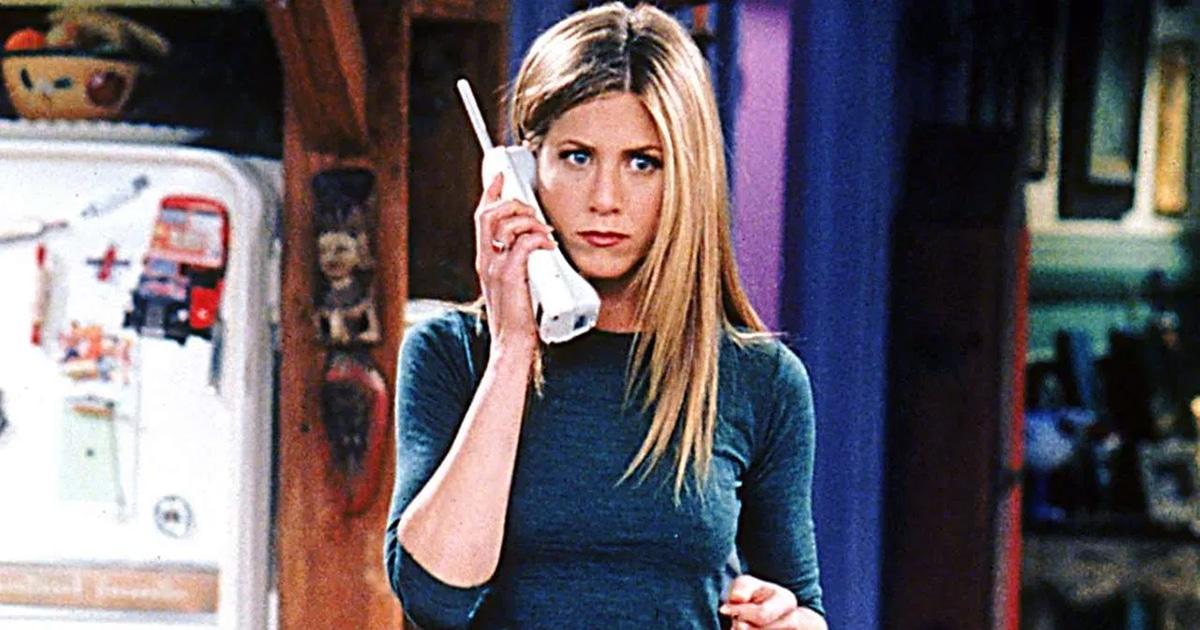 Jennifer Aniston dans Friends