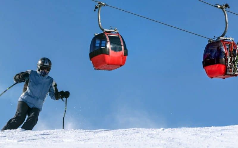 Vacances février - stations de ski