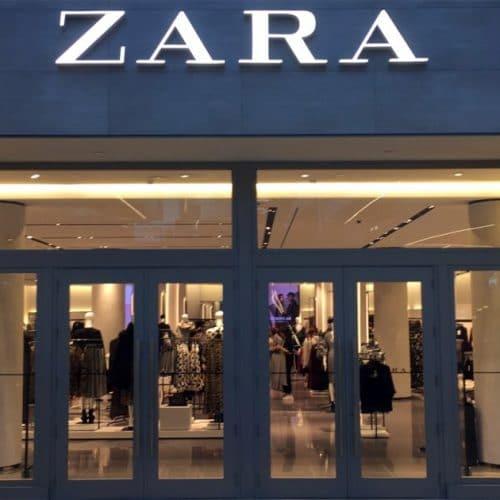 Zara : en seulement quelques heures, ce pull a fait le buzz sur le web !