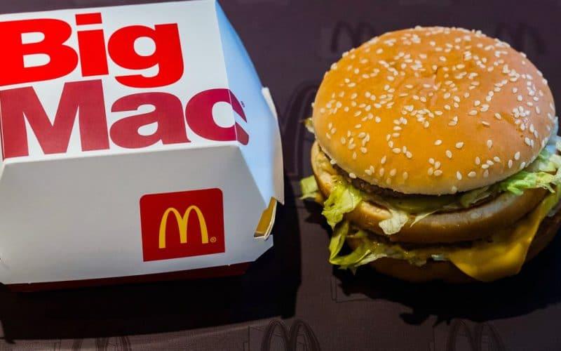 McDonald's - Big Mac