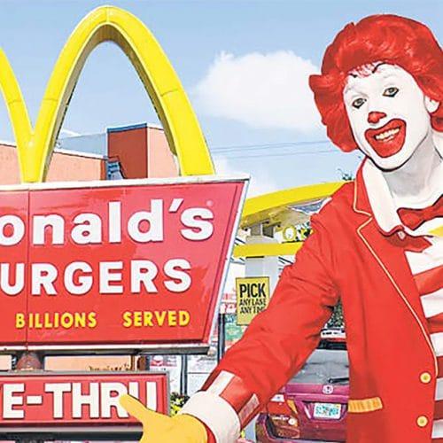 Mcdonald's : c'est terminé les jouets dans le menu Happy meal !