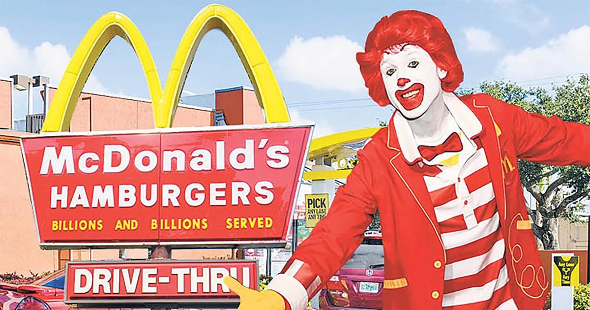 Mcdonald's : c'est la fin des jouets offerts dans le menu Happy meal ! - Le Défi Gabon