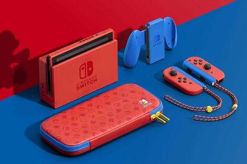 Console Nintendo Switch Edition Mario