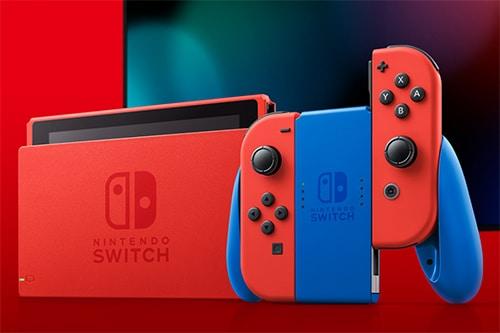 Nintendo Switch édition