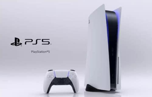 La PS5 de Sony