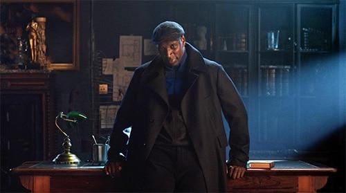 Omar Sy dans Lupin