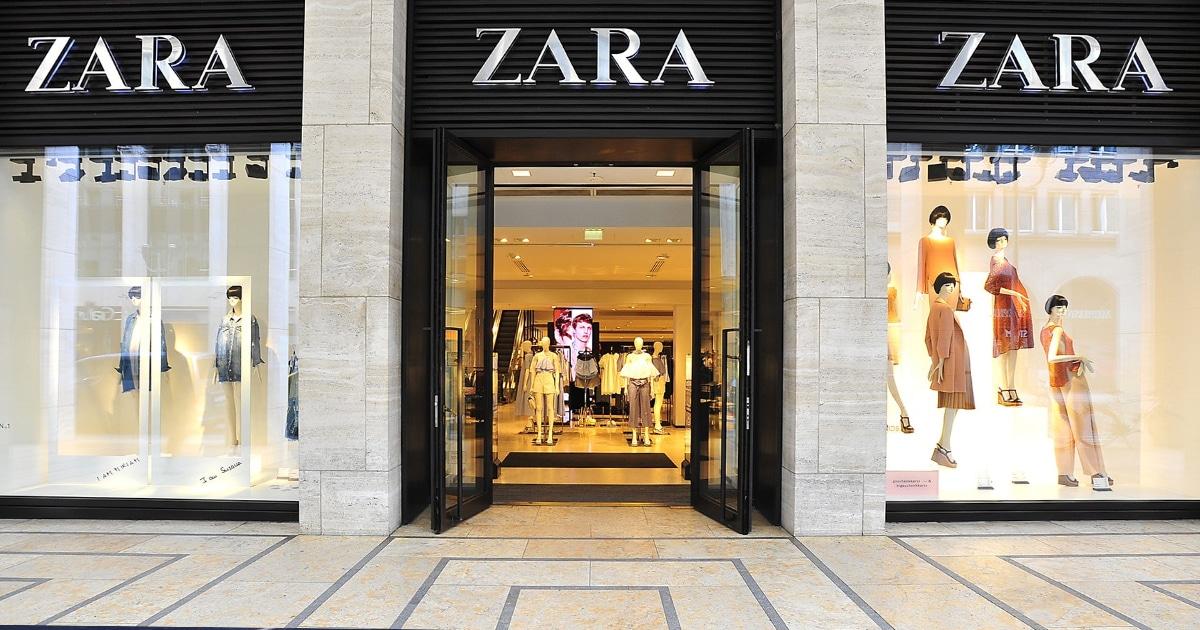 Zara - Jean retro