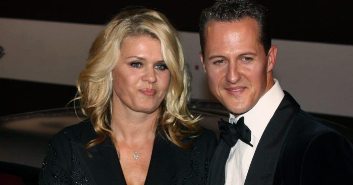Michael Schumacher ruiné