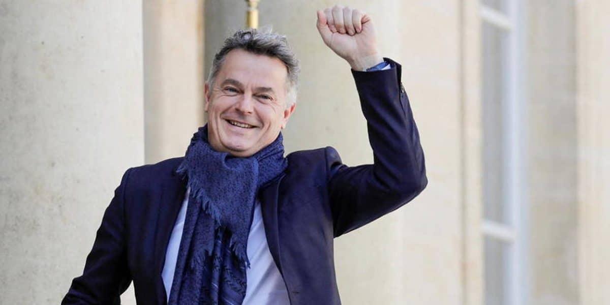 Le candidat du parti communiste français Fabien Roussel affirme que la gauche est faible