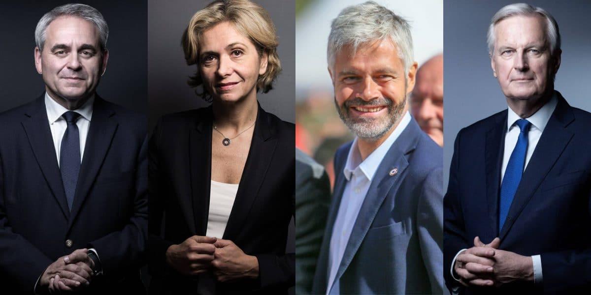 Qui sont les potentiels candidats de la droite à la présidentielle de 2022?