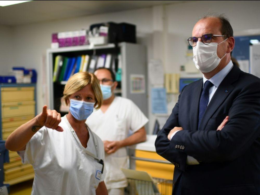 Début du rappel vaccinal de la Covid-19 dès début septembre selon Jean Castex!