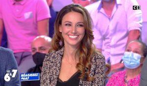 La Miss France 2012 Delphine Wespiser raconte en direct dans TPMP son dîner avec un chroniqueur de l'émission!
