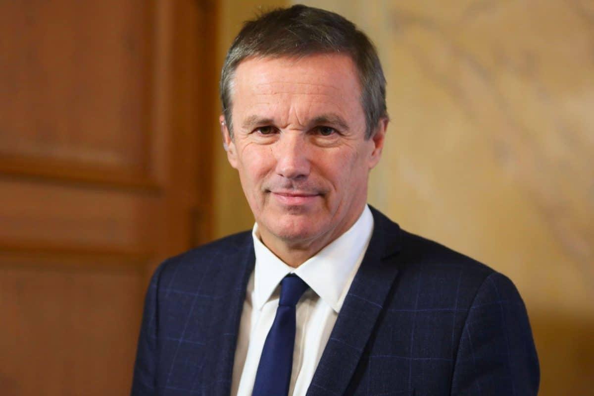 Présidentielle 2022: pour Nicolas Dupont-Aignan, l'issue de l'élection présidentielle dépend du vote des indécis!