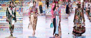 Mode automne hiver : Découvrez les nouvelles tendances lancées par Dolce & Gabbana lors de son dernier défilé !