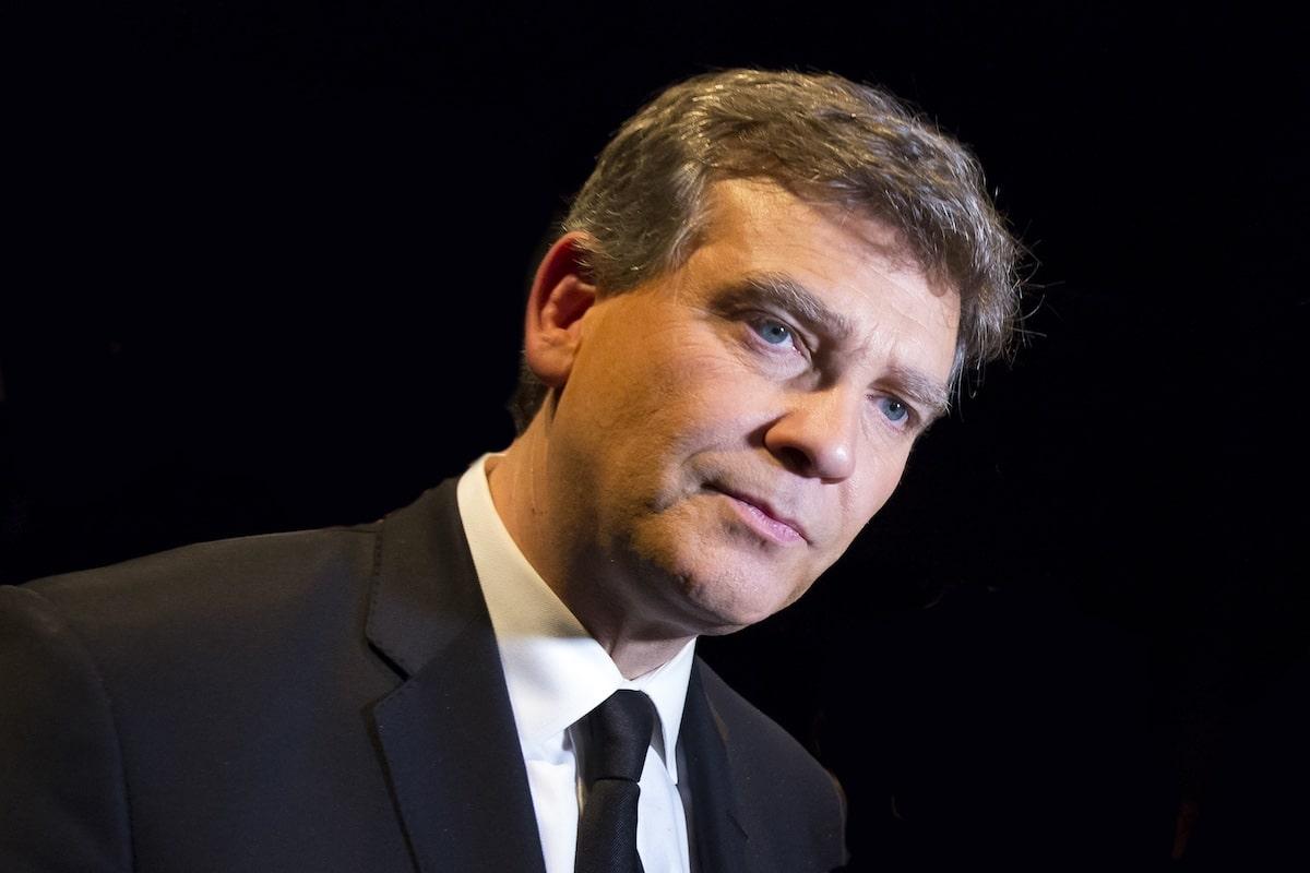 arnaud-montebourg-présidentielle-2022
