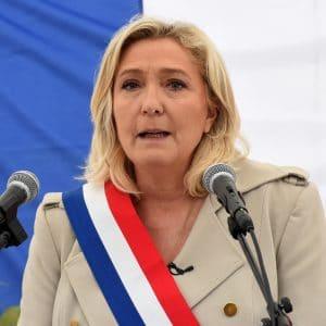 L'optimisme débordant de Marine Le Pen à la veille de la présidentielle de 2022!