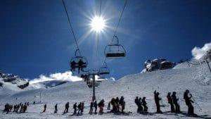 aller au ski