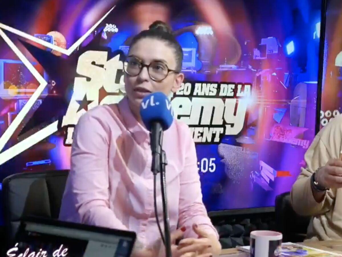Les révélations de Lucie Bernadoni sur la star Academy !